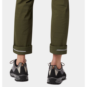 Mountain Hardwear AP Pantalon Homme, dark army